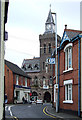 SJ8662 : Congleton Town Hall, Cheshire by Roger  Kidd