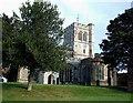TL0128 : Parish Church of St. George of England, Toddington by Rob Farrow
