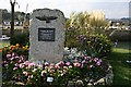 SW5537 : Memorial To Rick Rescorla by Tony Atkin
