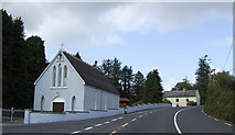 R4884 : New church at Glendree by Jonathan Billinger