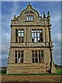 SJ5623 : Moreton Corbet Castle - The Elizabethan Wing by Mike Searle