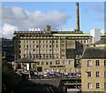 SE0925 : Dean Clough Mills by Betty Longbottom