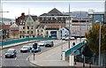 J3474 : The Queen Elizabeth Bridge, Belfast by Albert Bridge