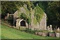 SN6222 : Llandyfeisant Parish Church by Gerry Lewis