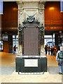 NS5865 : War memorial by Thomas Nugent