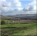 SD7895 : Settle and Carlisle Railway Line by Don Burgess