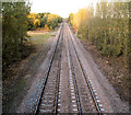 SE4607 : Leeds that way by Steve  Fareham
