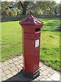 NT6520 : Jedburgh: postbox № TD8 151 by Chris Downer