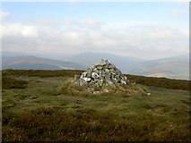T1695 : Summit Cairn of Trooperstown Hill by David Quinn