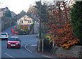 SD9806 : Delph New Road, Dobcross by michael ely
