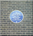 TQ2981 : Blue Plaque, 13 Bedford Square by Rich Tea