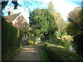 SP0779 : Canalside Cottage by planetearthisblue