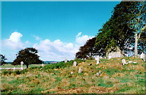 N7073 : Graveyard at Balrath Demesne, Kells by Kieran Campbell