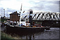 SJ6076 : Steam Tug Kerne at Acton Bridge by Chris Allen