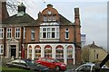 Dist:0.4km<br/>Harrow old fire station, 88-90 High Street, Harrow, is now used as an estate agent's office. The face of the clock on the top is marked 'The Old Fire Station' to give passers by a clue (although it took me about 5 minutes to locate the correct building!)