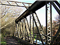 SO8899 : Meccano Bridge over the Staffordshire and Worcestershire Canal, Wolverhampton by Roger  Kidd