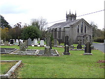T1966 : Church in Ireland, Inch, Co. Wexford by Jonathan Billinger