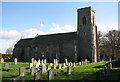 TG2626 : St Michael's Church  - view from the churchyard by Evelyn Simak
