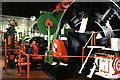 SJ8853 : Hesketh steam winding engine by Chris Allen