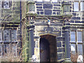 SE0619 : Doorway of Barkisland Hall by John Illingworth