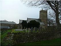 SS5125 : All Saints church, Alverdiscott by Jonathan Billinger
