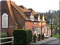 SU7897 : Three Horseshoes pub by Mark Percy