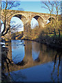 NS3044 : Viaduct, Kilwinning by wfmillar