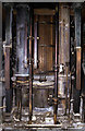 SH4953 : Dorothea beam engine - the lower chamber. by Chris Allen