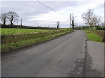 H7134 : Road at Cavanreagh by Kenneth  Allen
