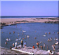 SS2006 : Summerleaze tidal swimming pool and beach by Trevor Rickard
