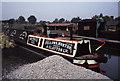 SO9491 : Steam narrowboat President by Chris Allen