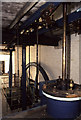 SJ9880 : Beam engine Lumb Hole Mill by Chris Allen