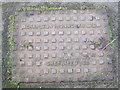 SJ4467 : Charlton Ironworks Ltd. Sheffield, Manhole Cover by BrianPritchard