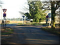 TL1141 : Crossroads at Rowney Warren by Dennis simpson