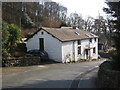 SD1988 : A cottage at Bank End, Duddon valley by Andrew Hill