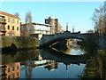 TG2309 : Whitefriars Bridge by Keith Evans