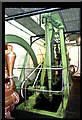 TQ2574 : Ram Brewery beam engine by Chris Allen