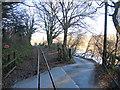SN6579 : Vale of Rheidol Railway crossing by John Lucas