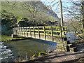 SK1456 : River Dove and Coldeaton Bridge by Alan Heardman