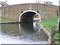 TQ0582 : Hump back bridge, Iver Lane, Cowley. by Brian Green