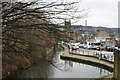 SE0623 : Rochdale Canal, Sowerby Bridge by Dr Neil Clifton