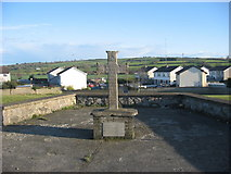 O0568 : The Berford Cross, Duleek by Kieran Campbell