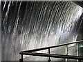O1433 : Waterfall, Guinness Storehouse by Lisa Jarvis