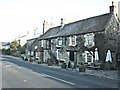 ST7067 : 2008 : The Old Crown, Kelston by Maurice Pullin