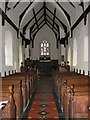 TF9202 : The church of St John the Evangelist - view east by Evelyn Simak
