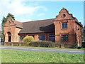 TQ1440 : Village Hall, Ockley by Colin Smith