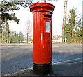 J3774 : Pillar box, Belfast (2) by Albert Bridge