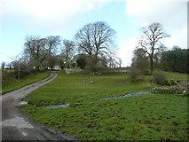N8803 : Tober burial ground by Jonathan Billinger