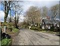 SX2687 : Lodge, Penheale by Derek Harper