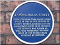 Photo of Blue plaque № 30340
